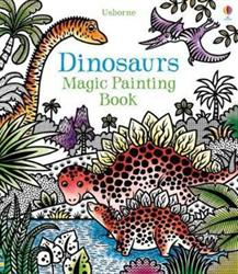 Picture of Dinosaurs Magic Painting Book