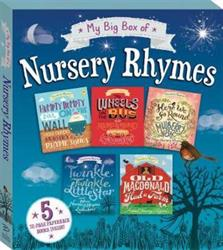 Picture of My Box Of Bonney Press Nursery Rhymes