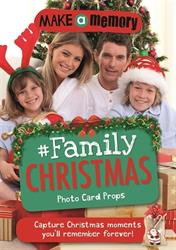 Picture of MAKE A MEMORY #FAMILY CHRISTMAS PHOTO CARD PROPS