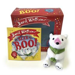 Picture of Bear Who Went Boo Book & Toy Gift Set