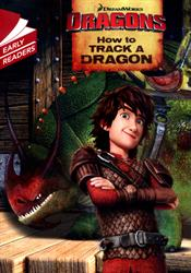 Picture of How To Track a Dragon Early Reader