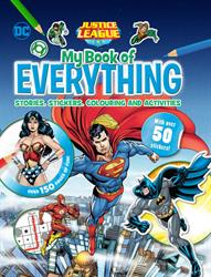 Picture of My Book of Everything  Justice League