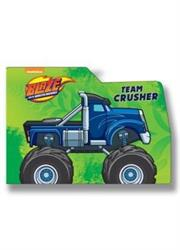 Picture of Blaze And The Monster Machines Wheelie Board Book