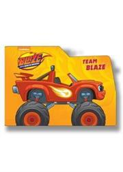 Picture of Blaze And The Monster Machines Crusher Wheelie Board Book (F