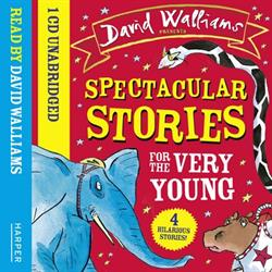 Picture of Spectacular Stories For The Very Young CD