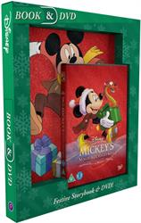 Picture of Disney Mickey Mouse Christmas Bk & DVD