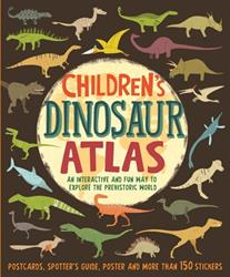 Picture of Childrens Dinosaur Atlas