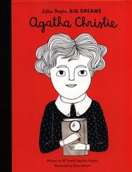 Picture of Little People Big Dreams Agatha Christie