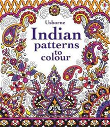 Picture of Indian Patterns to Colour