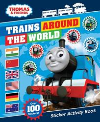 Picture of Thomas Trains Around The World