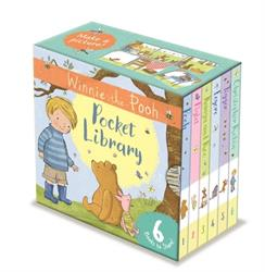Picture of Winnie The Pooh Pocket Library