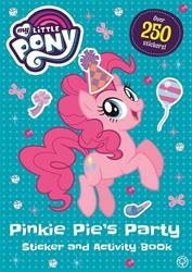Picture of My Little Pony Pinkie Pies Party Sticker and Activity Book P