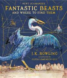 Picture of Fantastic Beasts And Where to Find Them Illustrated Ed