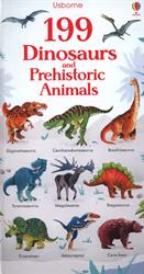 Picture of 199 Dinosaurs And Prehistoric Animals Board Book