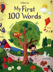 Picture of My First 100 Words Board Book