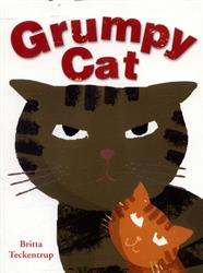 Picture of Grumpy Cat Board Book