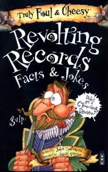 Picture of Revolting Records Facts And Jokes Book