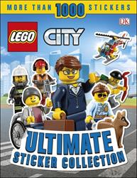 Picture of Lego City Ultimate Sticker Collection