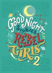 Picture of Goodnight Stories For Rebel Girls 2