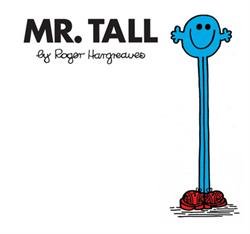 Picture of Mr Tall
