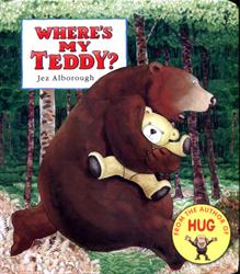 Picture of Wheres My Teddy Board Book