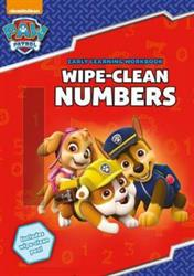 Picture of Paw Patrol Wipe Clean Numbers