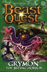 Picture of Beast Quest Grymon The Biting Horror
