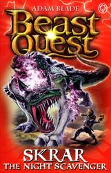 Picture of Beast Quest Skrar The Night Scavenger