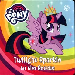 Picture of My Little Pony Twilight Sparkle To The Rescue
