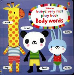 Picture of Babys Very First Playbook Body Words Board Book