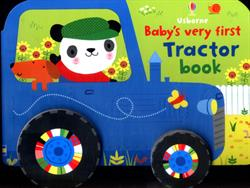 Picture of Babys Very First Tractor Book Board Book