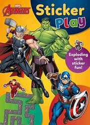 Picture of Marvel Avengers Sticker Play