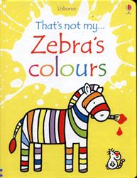 Picture of Zebras Colours Board Book