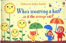 Picture of Whos Wearing a Hat Board Book