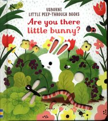Picture of Are You There Little Bunny Board Book