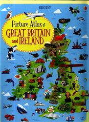 Picture of Picture Atlas Of Great Britain & Ireland