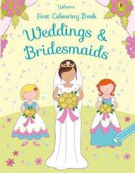 Picture of First Colouring Book Weddings And Bridesmaids