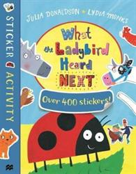 Picture of What The Ladybird Heard Next Sticker Book