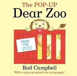 Picture of Pop Up Dear Zoo