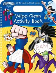 Picture of DC Super Friends Wipe Clean Activity Book