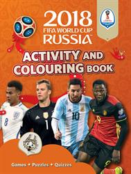 Picture of FIFA World Cup 2018 Activity & Colouring Book