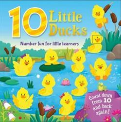 Picture of Counting Fun 10 Little Ducks