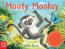 Picture of Sound Button Stories Monty Monkey Board Book