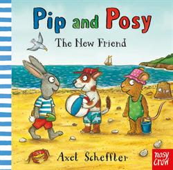 Picture of Pip And Posy The New Friend Board Book