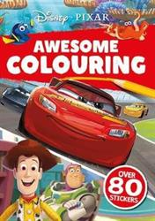 Picture of Pixar Awesome Colouring