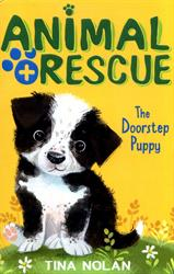 Picture of Animal Rescue The Doorstep Puppy