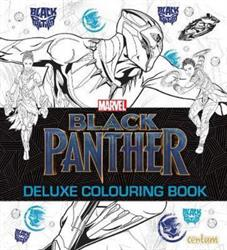 Picture of Black Panther Deluxe Colouring Book