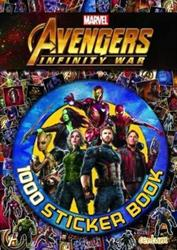 Picture of Avengers Infinity War 1000 Sticker Book