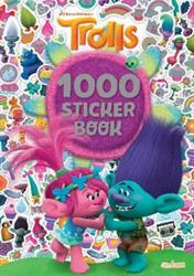 Picture of Trolls 1000 Sticker Book
