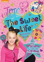 Picture of JoJo The Sweet Life Activity Book